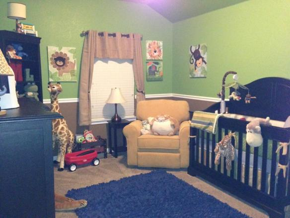 Robert's bedroom