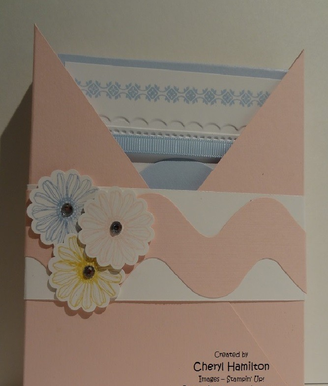 Best of Flowers Card Class 1