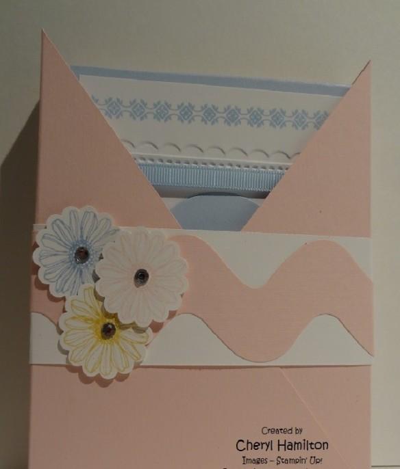 Best of Flowers Card Class 1