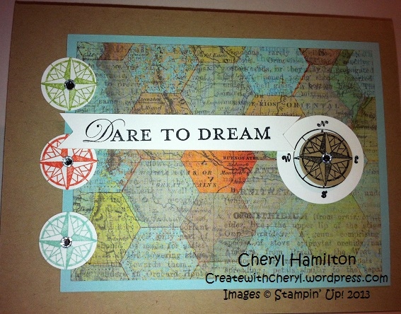 Dare to Dream Epic Day Card