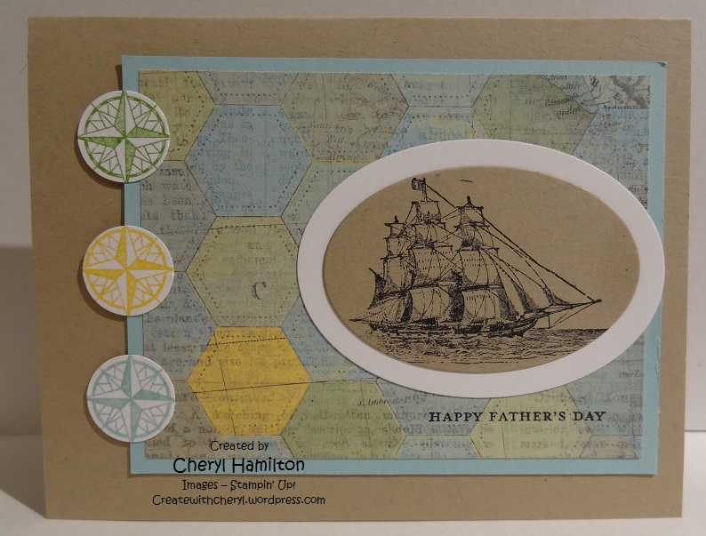 Father's Day Ship Card