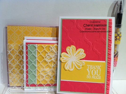 Card Desk Set 4