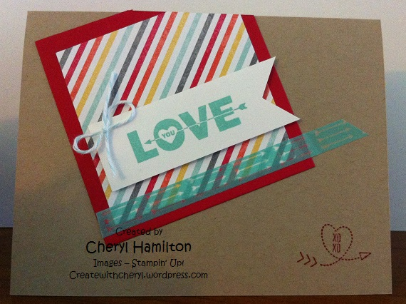 CreatewithCheryl.me Love card