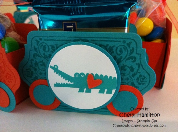 Createwithcheryl.me Zoo Animal Train 2
