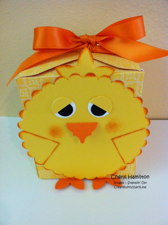 Createwithcheryl Chick Box