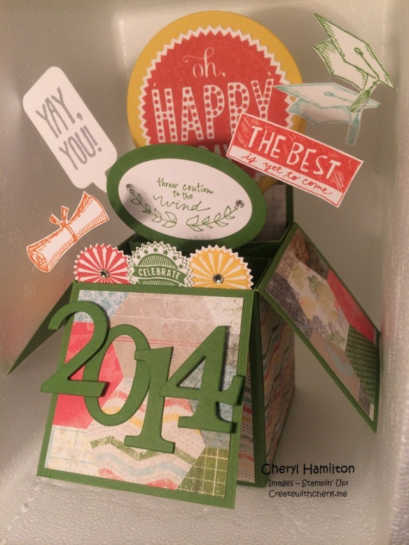 Createwithcheryl Happy Grad Box
