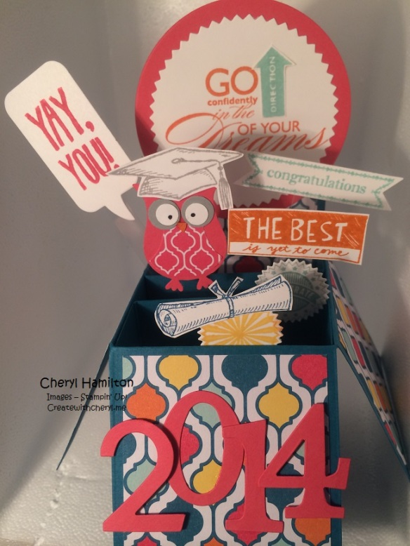 Createwithcheryl Owl Grad