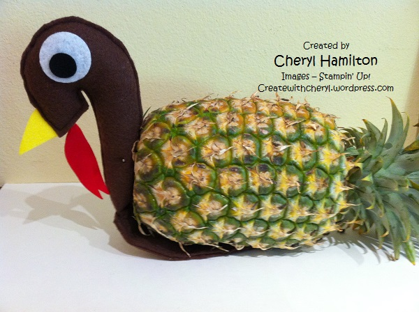 Pineapple Turkey
