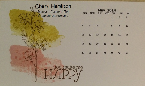 Createwithcheryl.me May 2014