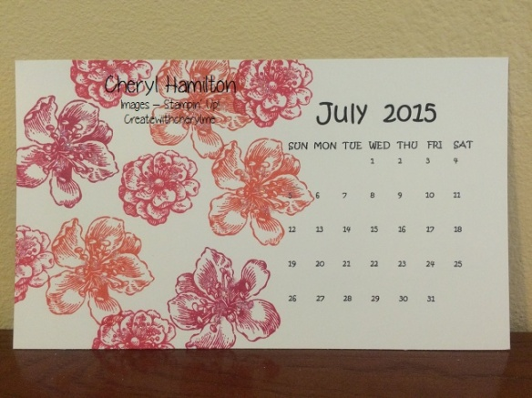 Createwithcheryl July 2015