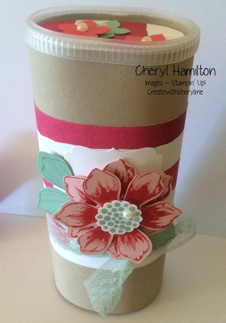 Createwithcheryl container