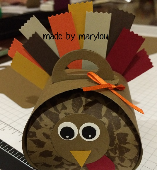 Marylou's Curvy Box Turkey